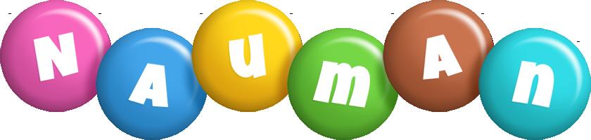Nauman candy logo