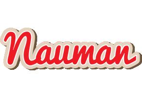 Nauman chocolate logo