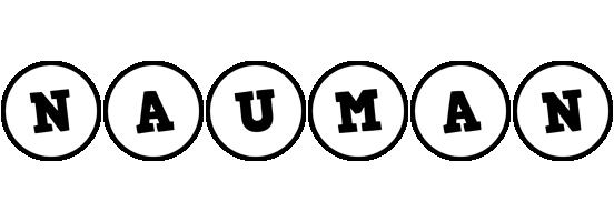 Nauman handy logo