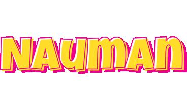 Nauman kaboom logo