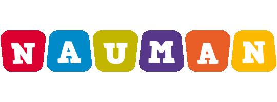 Nauman kiddo logo