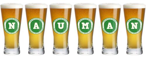 Nauman lager logo