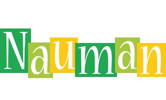 Nauman lemonade logo