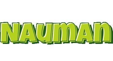Nauman summer logo
