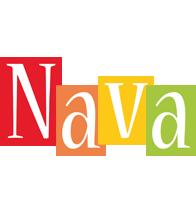 Nava colors logo