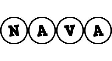 Nava handy logo
