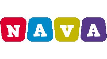 Nava kiddo logo