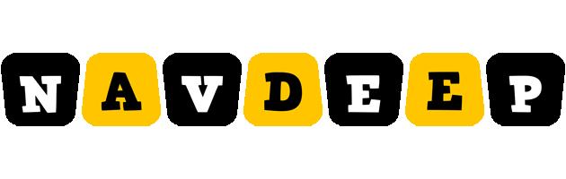 Navdeep boots logo