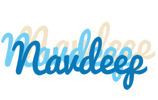 Navdeep breeze logo