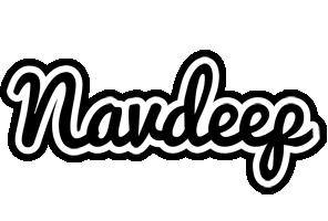 Navdeep chess logo