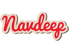 Navdeep chocolate logo