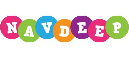 Navdeep friends logo