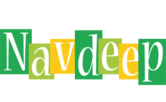 Navdeep lemonade logo