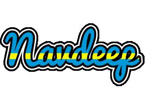 Navdeep sweden logo