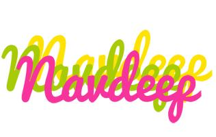 Navdeep sweets logo