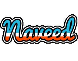 Naveed america logo