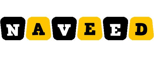 Naveed boots logo