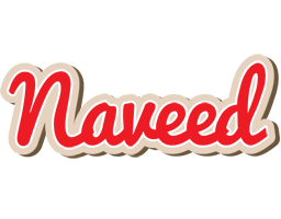 Naveed chocolate logo