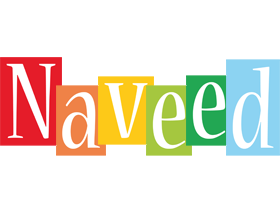 Naveed colors logo