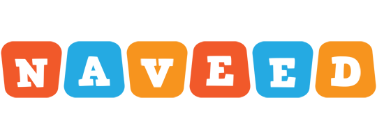 Naveed comics logo