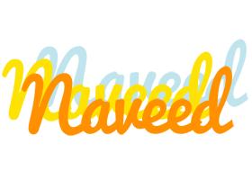 Naveed energy logo