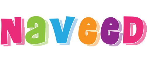 Naveed friday logo