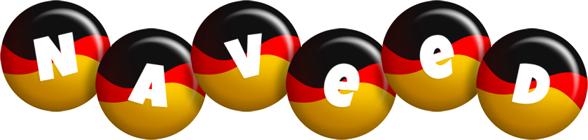Naveed german logo