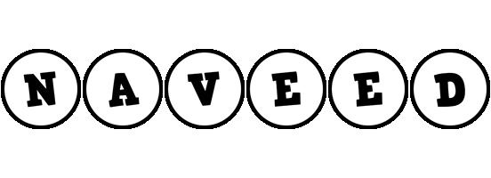 Naveed handy logo