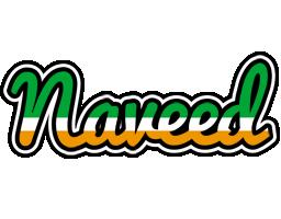 Naveed ireland logo