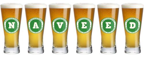 Naveed lager logo