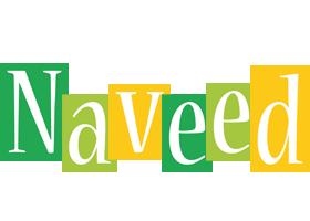 Naveed lemonade logo
