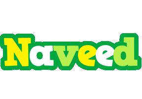 Naveed soccer logo