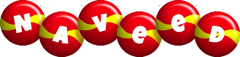 Naveed spain logo