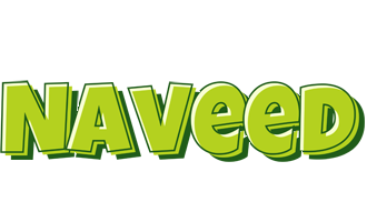 Naveed summer logo