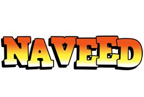 Naveed sunset logo