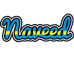 Naveed sweden logo