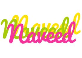 Naveed sweets logo