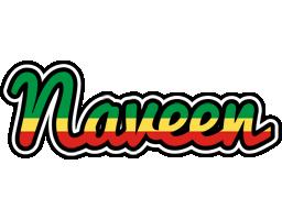 Naveen african logo