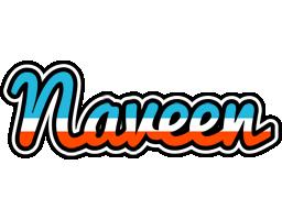 Naveen america logo
