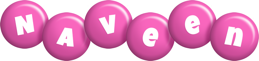 Naveen candy-pink logo