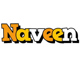 Naveen cartoon logo