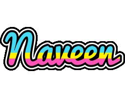 Naveen circus logo