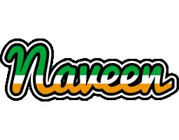 Naveen ireland logo