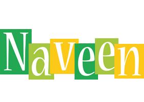 Naveen lemonade logo