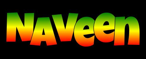 Naveen mango logo