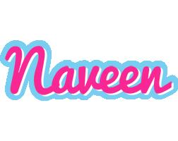 Naveen popstar logo