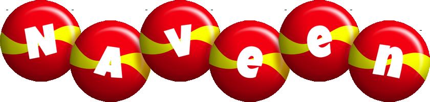 Naveen spain logo