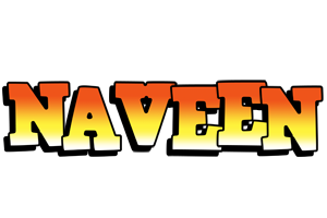 Naveen sunset logo