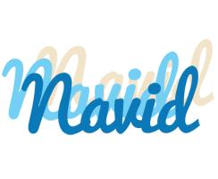 Navid breeze logo