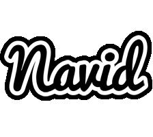 Navid chess logo